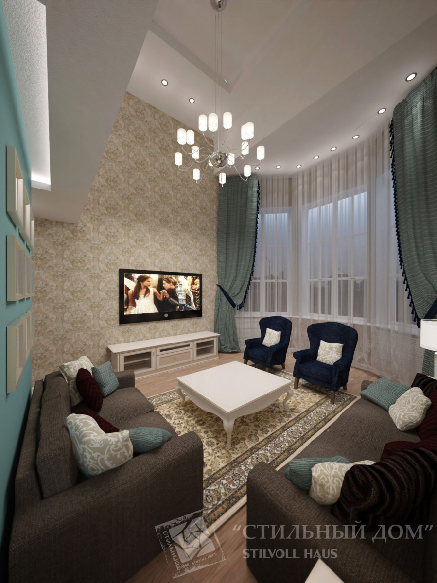 Дизайн квартир набережные челны